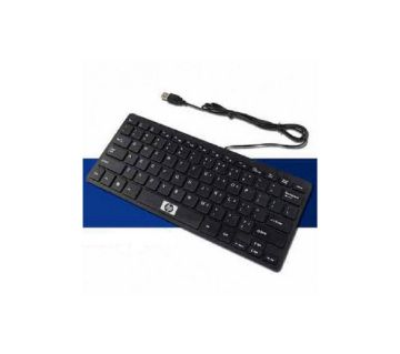 HP_726 mini multimedia keyboard