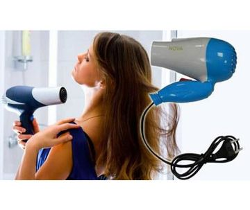 Nova folding hair Dryer
