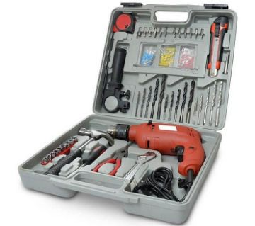 drill machine set 100 pc