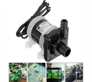 Submersible waterpump 12v dc