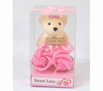 Sweets Love panda doll gift box