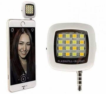 16 LED Selfie Flash Light