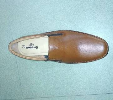 Indian Leather WoodlanD Shoes