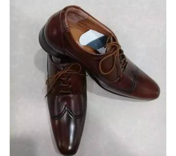 Formal Lather shoes For men