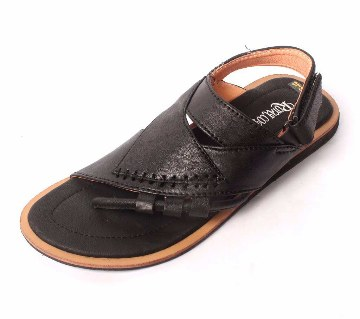 Menz leather sandal