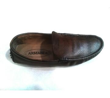 Armani Leather Loafer shoes