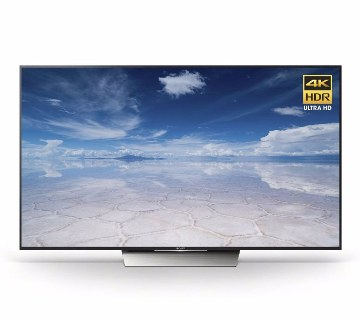 "SONY BRAVIA 55"" X9300D 3D 4K Ultra HD TV"
