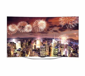 "LG 55"" EC930T Curved 3D OLED Smart TV"