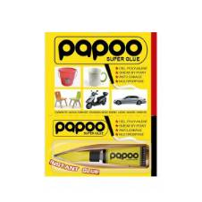 PAPOO super glue (5 pieces)