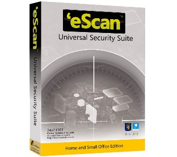 eScan Universal Security Suite 2 user