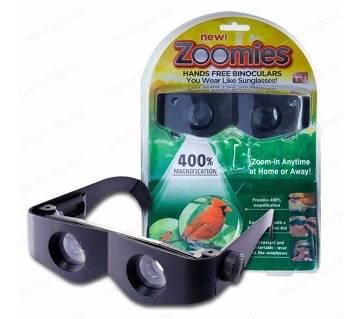 Zoomies Hands Free Binoculars