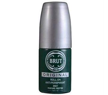 BRUT Original Roll ON Perfume 50ml Italy