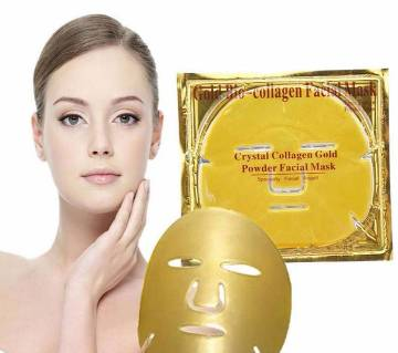 Gold Bio Collagen Facial Mask CHINA