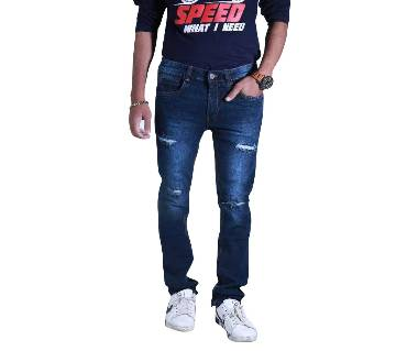 Ripped Stretchable Jeans Pant