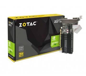 ZOTAC GeForce GT 710 2GB DDR3 ZONE গ্রাফিকস কার্ড