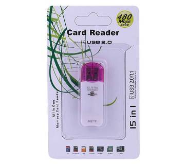 USB 2.0 মেমোরি কার্ড রিডার
