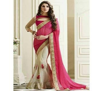 Indian soft weightless Georgette sharee
