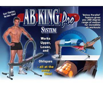 Ab King Pro