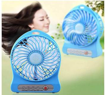 Rechargeable mini USB fan - 1 piece