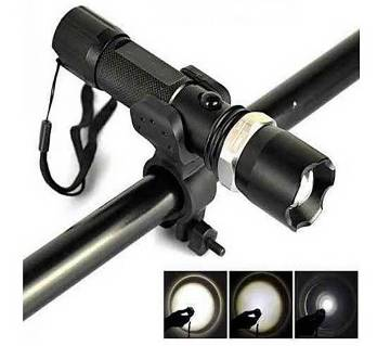 Rechargeable Bicycle Torch