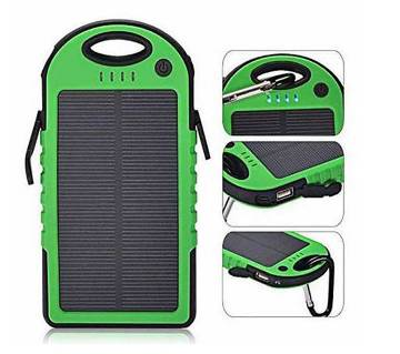 5000 mAh Solar Power Bank