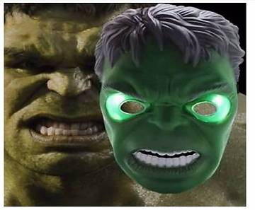 Hulk মাস্ক