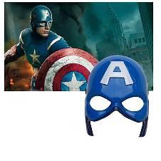 Captain America LED Lighting Mask