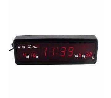 CASIO CX-808 LED  Digital Clock