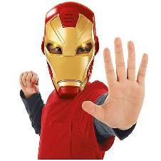 Iron Man LED Lighting Mask