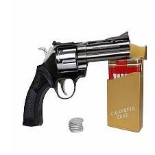 Metal Gun Shaped Lighter