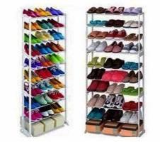 The Best Quality 10-shelf Shoe Rack Online in BD   AjkerDeal.com2