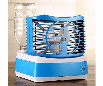 2 IN 1 air cooler fan