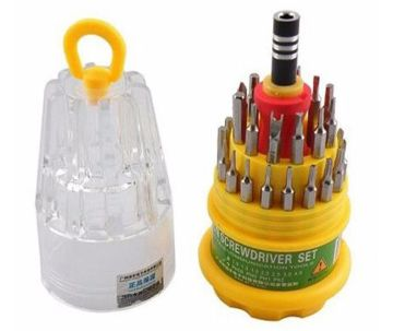 Buy Jackly 31 In 1 Screw Driver Set
