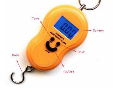 Hanging Weight hook Scale