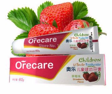 Orecare Toothpaste for kids
