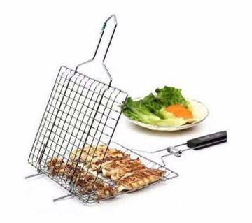 Portable BBQ grill net