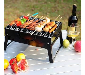 Portable BBQ Grill Set - Coal