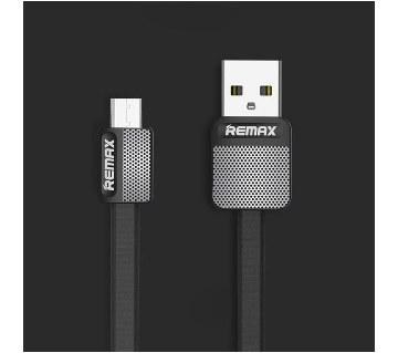 Remax মেটাল মাইক্রো USB ডাটা ক্যাবল