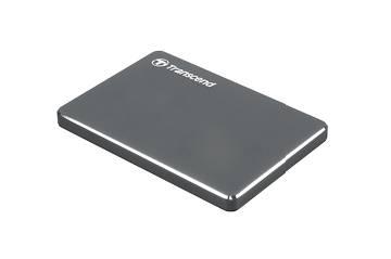 Transcend Slim portable 2TB hard disk