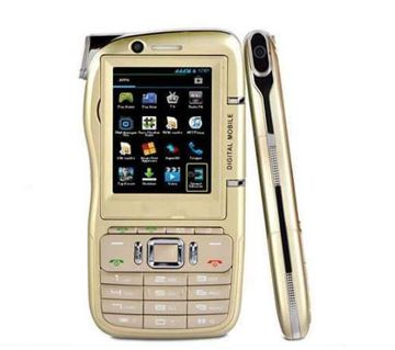 4-sim Touch & Type Phone Dual Camera
