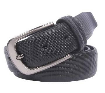 Black Artificial Leather বেল্ট ফর ম্যান
