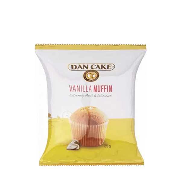 Dan Cake Vanilla Muffin 25 gm