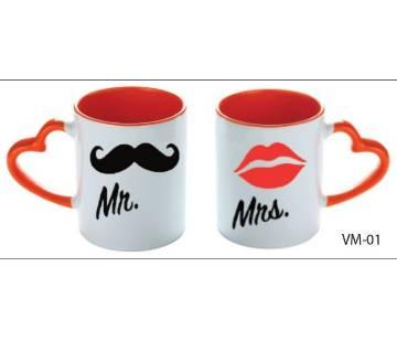 valentine love couple mug - 2019