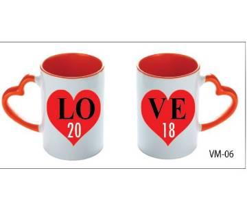 Love valentine love couple mug - 2019