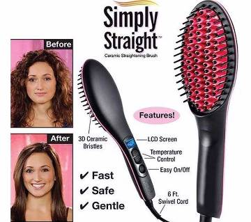 Simply Straight Hair Straighter