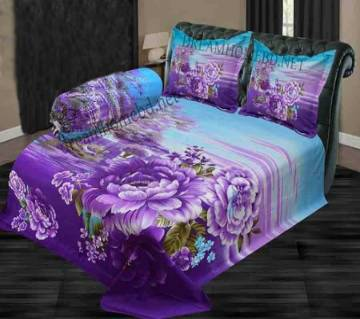 Double Size Cotton Bed Sheet