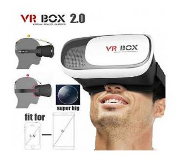 VR BOX 3D ভার্চুয়াল রিয়েলিটি গ্লাস