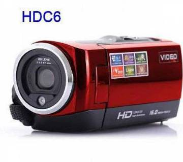 C6 HD handy camera 16MP
