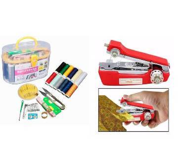 Mini Handy Swing Machine + Swing Kit Box