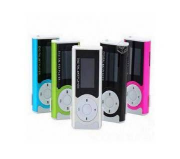 Digital LED Flash Flashlight MP3 Player (1pc)